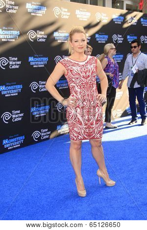 LOS ANGELES - JUN 17:  Melissa Joan Hart at the