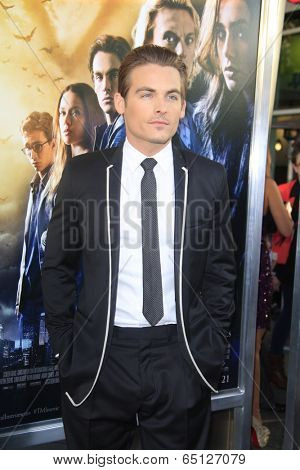 LOS ANGELES - AUG 12:  Kevin Zegers at the