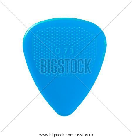 Blue Guitar Plectrum