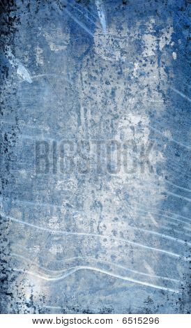 Grunge Abstract Ice Background