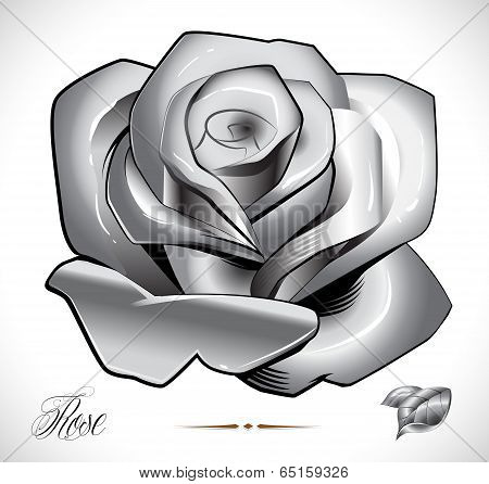 Tattoo Rose Set