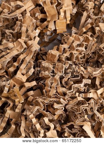 Recycled Corrugated Cardboard