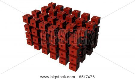 Abstract Data Cubes