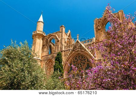 St. Nicholas Cathedral, Formerly Lala Mustafa Mosque. Famagusta, Cyprus