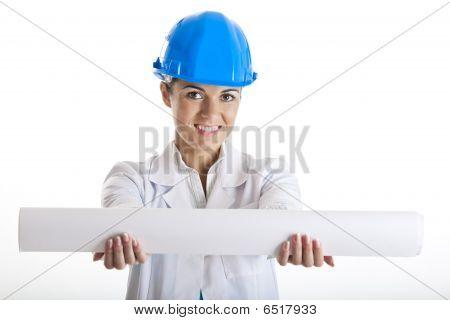 Female Architect