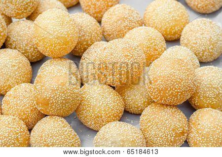 Ball Dessert