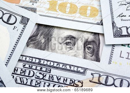 Benjamin Franklin On The Hundred Dollar Bill