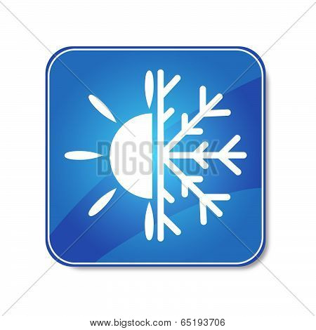 icon for air conditioner