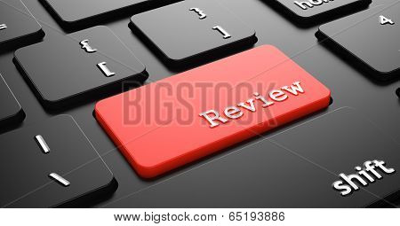 Review on Red Keyboard Button.