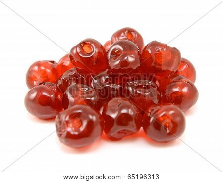 Sticky Glace Cherries