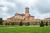 pic of ferrara  - The Monumental Graveyard Of Ferrara City in Italy