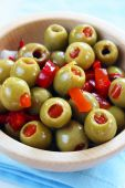 Stuffed Green Olives