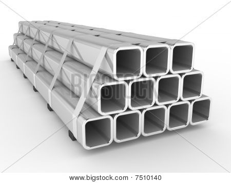 Metal Square Pipes