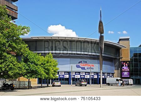 Capital FM Arena, Nottingham.