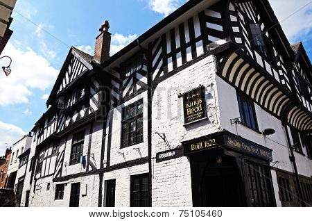 Kings Head Pub, Chester.