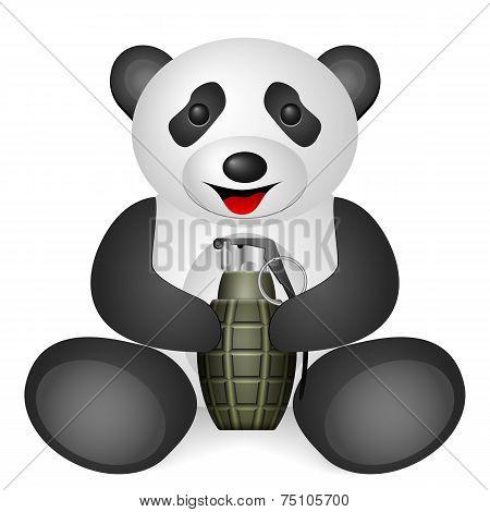 Panda Grenade