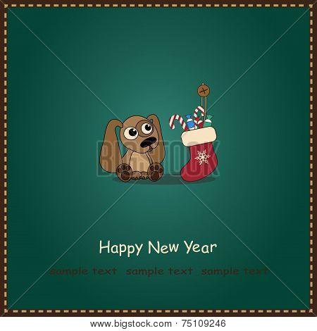 New Year Card