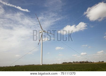 Generating With Wind