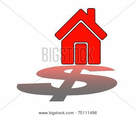 Real Estate Finance - Stock Image