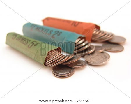 Rolled Coins