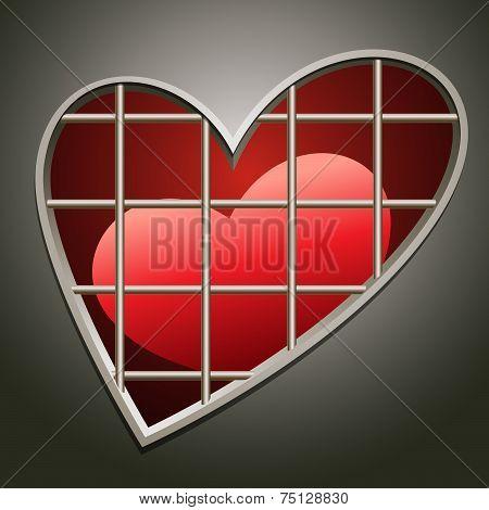 heart in jail