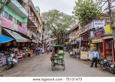 Rickshaw Passengers