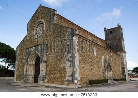 Old gothic church