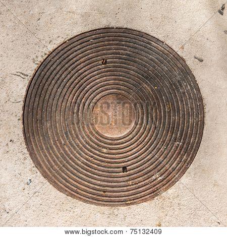 Metal Sewer