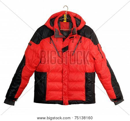 Men's Sports Down Jacket