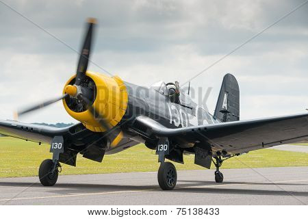 Chance Vought Corsair Vintage Aircraft