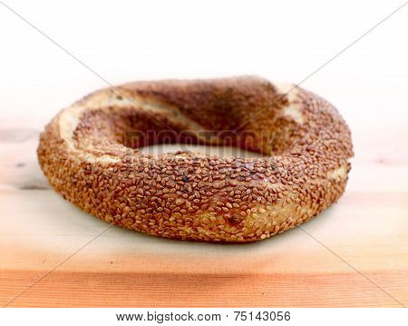 A Turkish Bagel