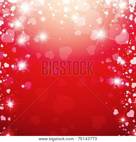 St.valentine Holiday Background