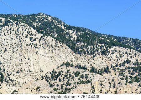 Turkey, the Taurus Mountains in  summer