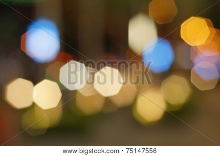 Abstract Of Light