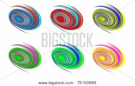 Colors Spiral