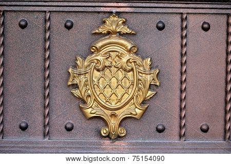 gate ornament