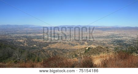 Antelope Valley Panorama