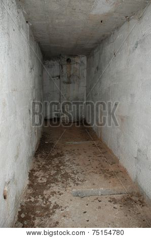 Bunker In The Carso