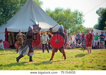 Medieval Fights