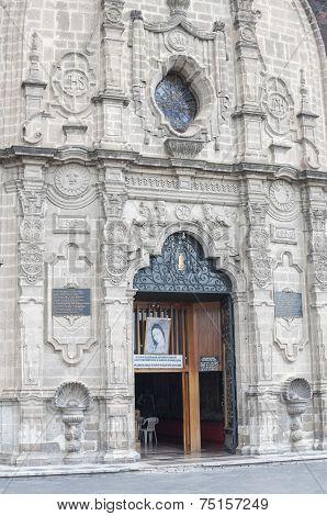 Chapel Of Tepeyac Hill