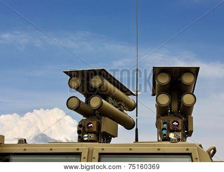 Antitank Missile System