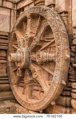 Sandstone Wheel