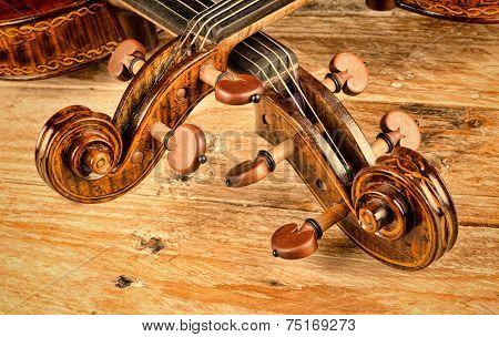 Violin And Viola