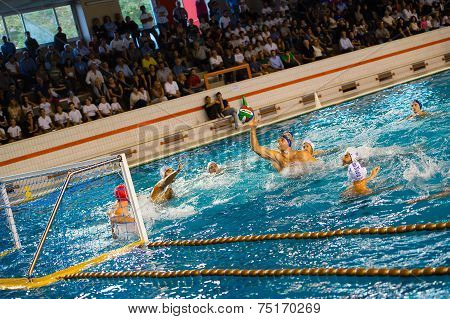 Como,  October 18:   Blagoje Ivovic (bpm Sport Management) In  Como Nuoto - Bpm Sport Management  (