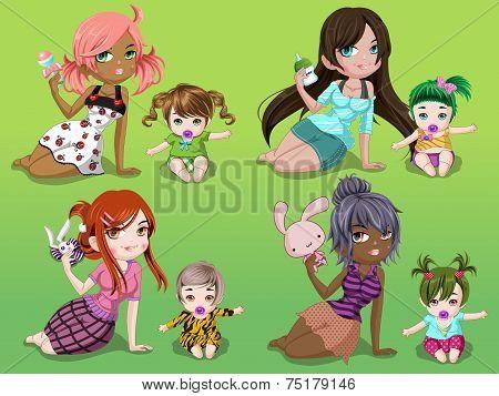 Nanny Girls
