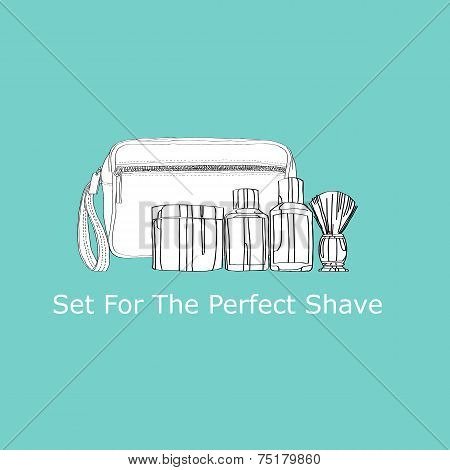 set for the perfect shave