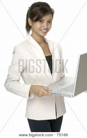 Laptop User