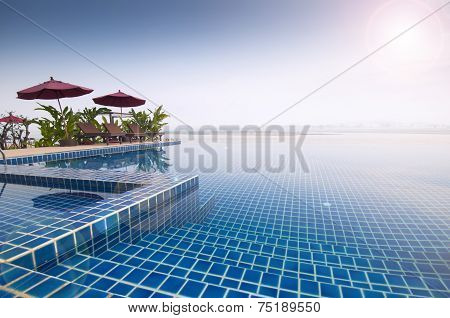 Infinity Riverside Swimming Pool