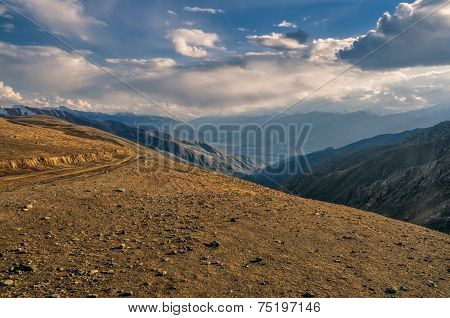 Afghan Mountains