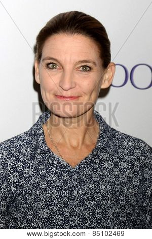 LOS ANGELES - MAR 6:  Meredith Stiehm at the PaleyFEST LA 2015 -